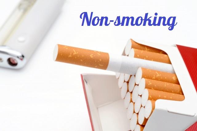 禁煙 喫煙 彼氏
