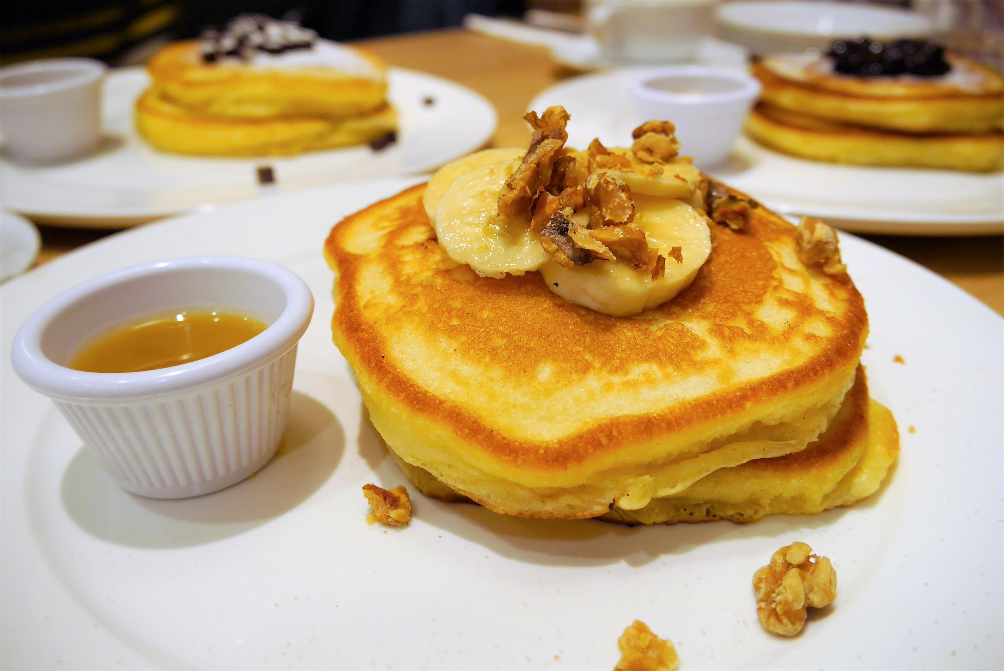 名古屋のクリントン・ストリート・ベイキング・カンパニーでパンケーキを食べ比べ【ゲートタワー】