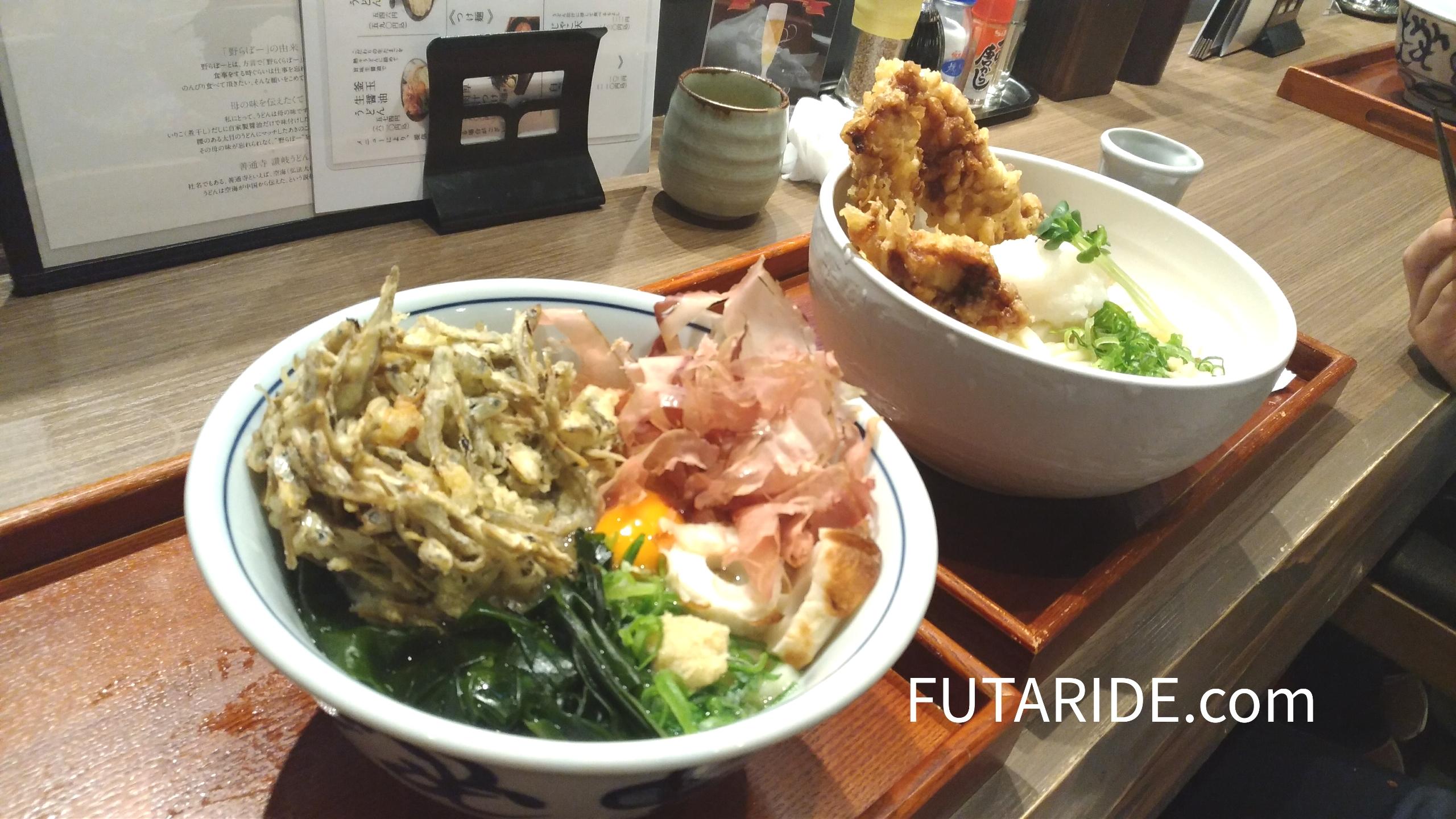 【野らぼー】名古屋初出展!讃岐の農家の家庭料理店のうどんはほっこり懐かしい【ゲートタワー】