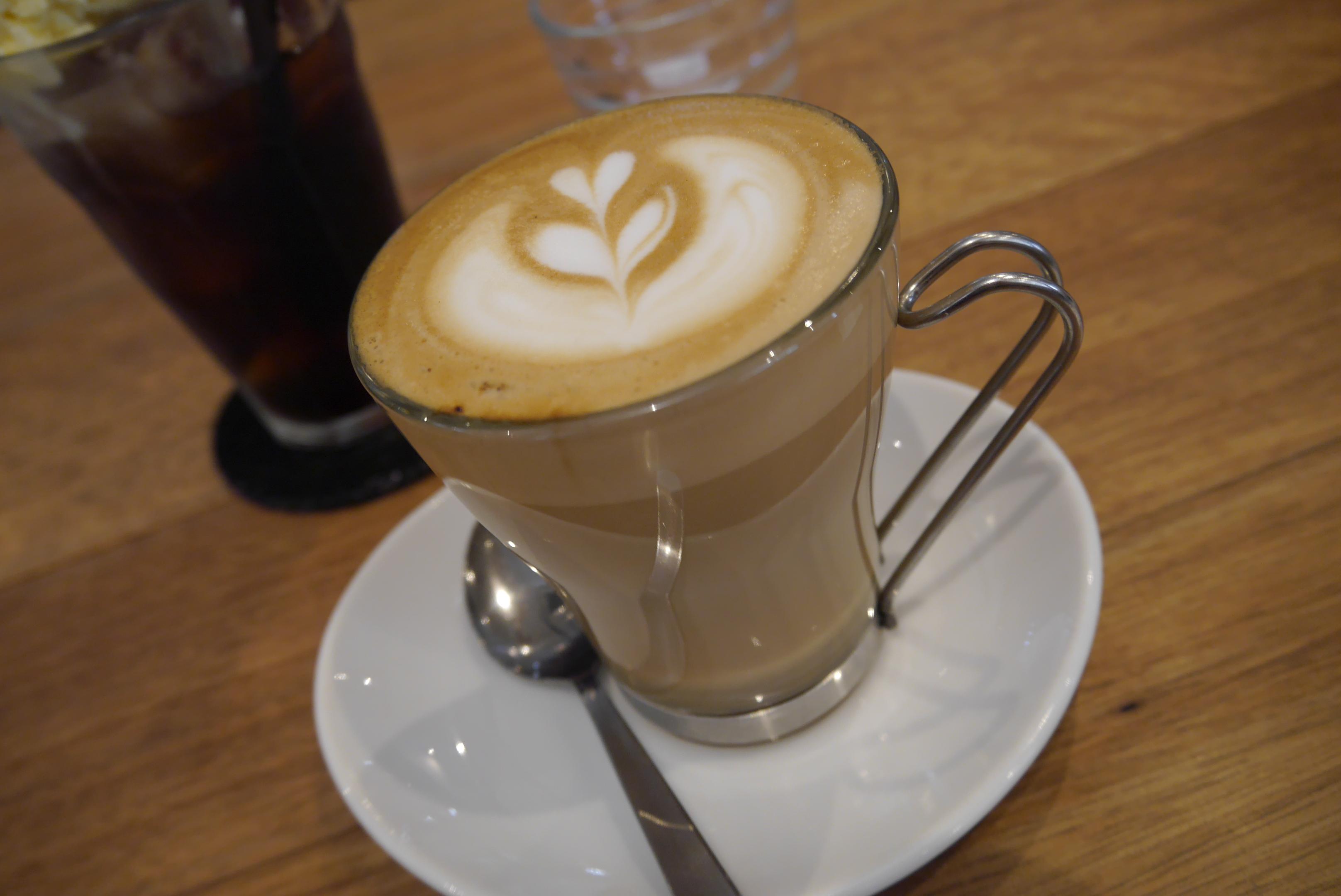 クローチェ モーニング コーヒー