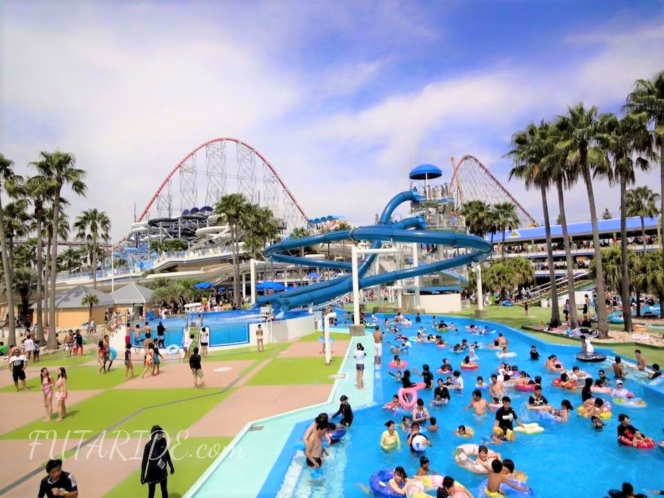 【夏デート】長島ジャンボ海水プールのデートを最大限楽しむポイント【三重・桑名】