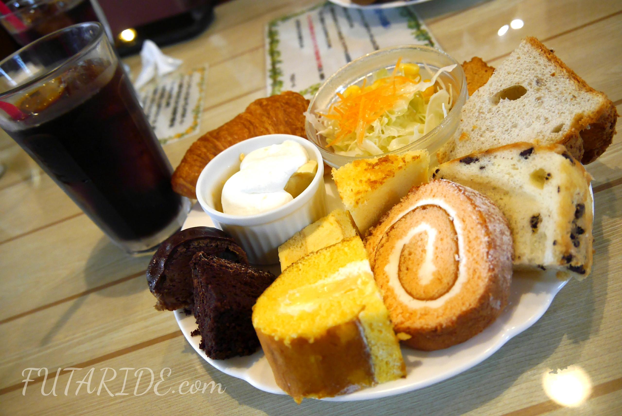 【アルビノール】朝からケーキ10種類!?老舗洋菓子店の仰天モーニング【一宮モーニング】