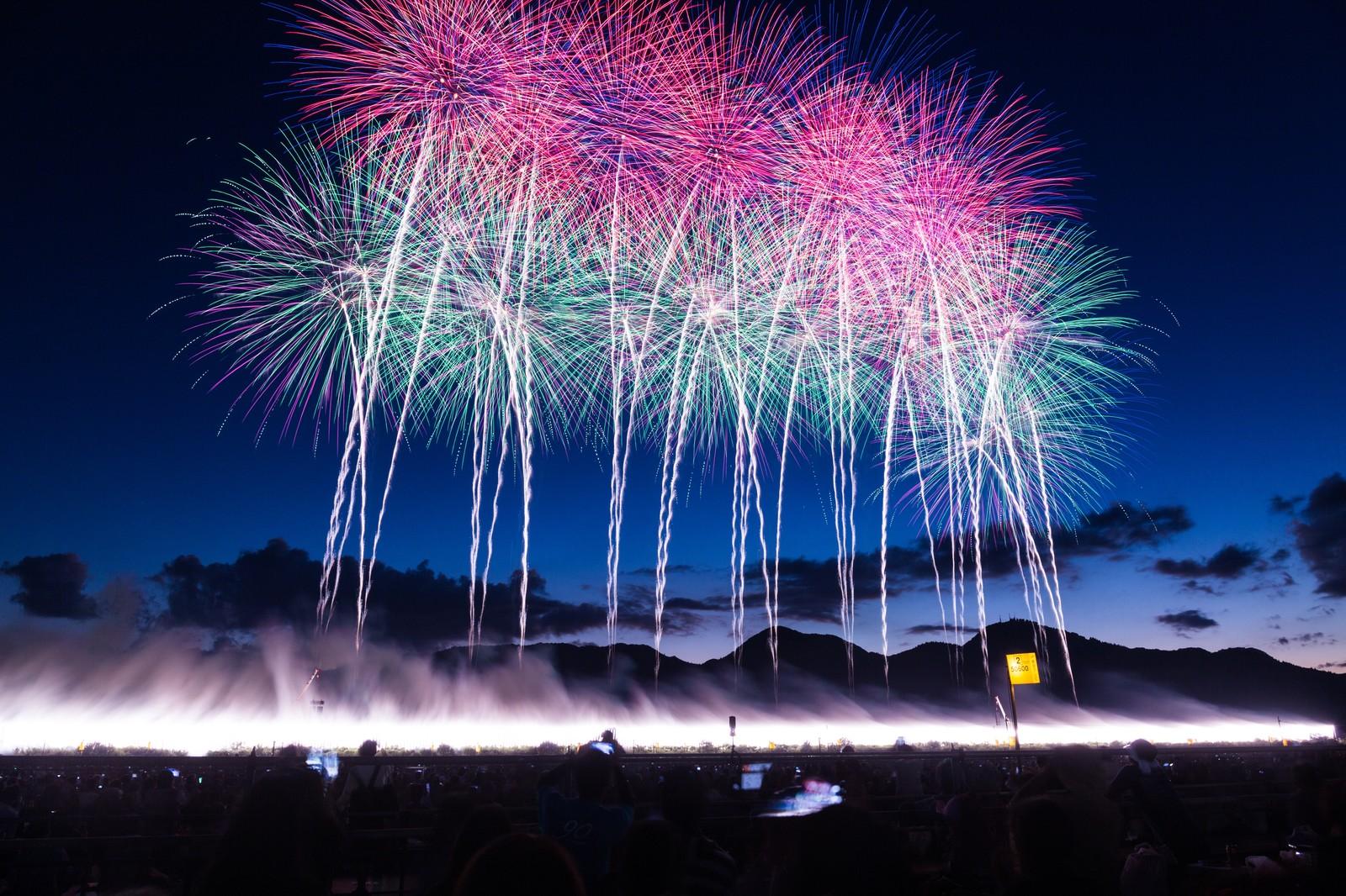 【まだ間に合う!】9月以降でも楽しめる花火大会!~東海編~【夏は終わらない】