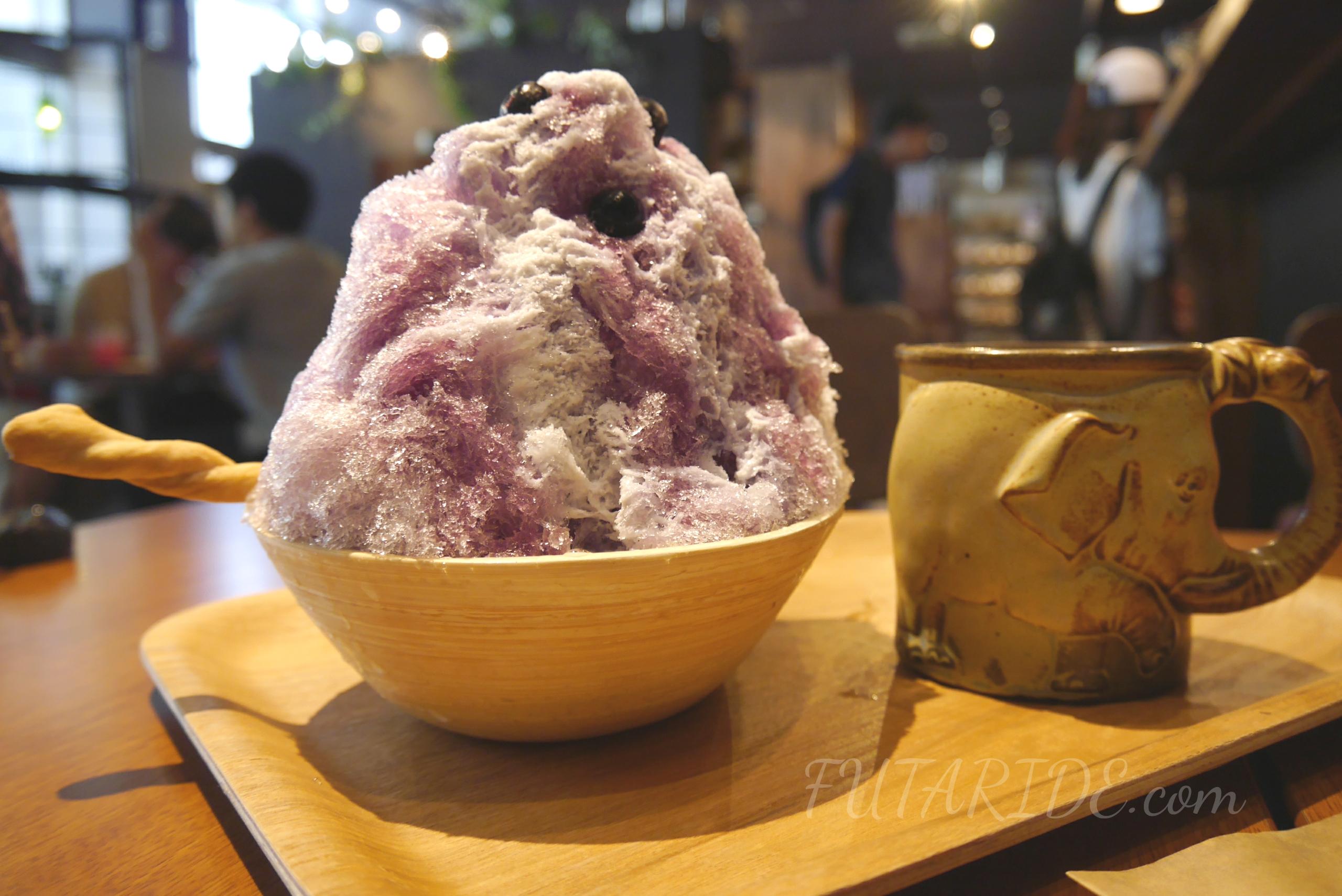 【大人のかき氷】VALOREで食べるインスタ映え抜群!体にも優しいかき氷【メイカーズピア】