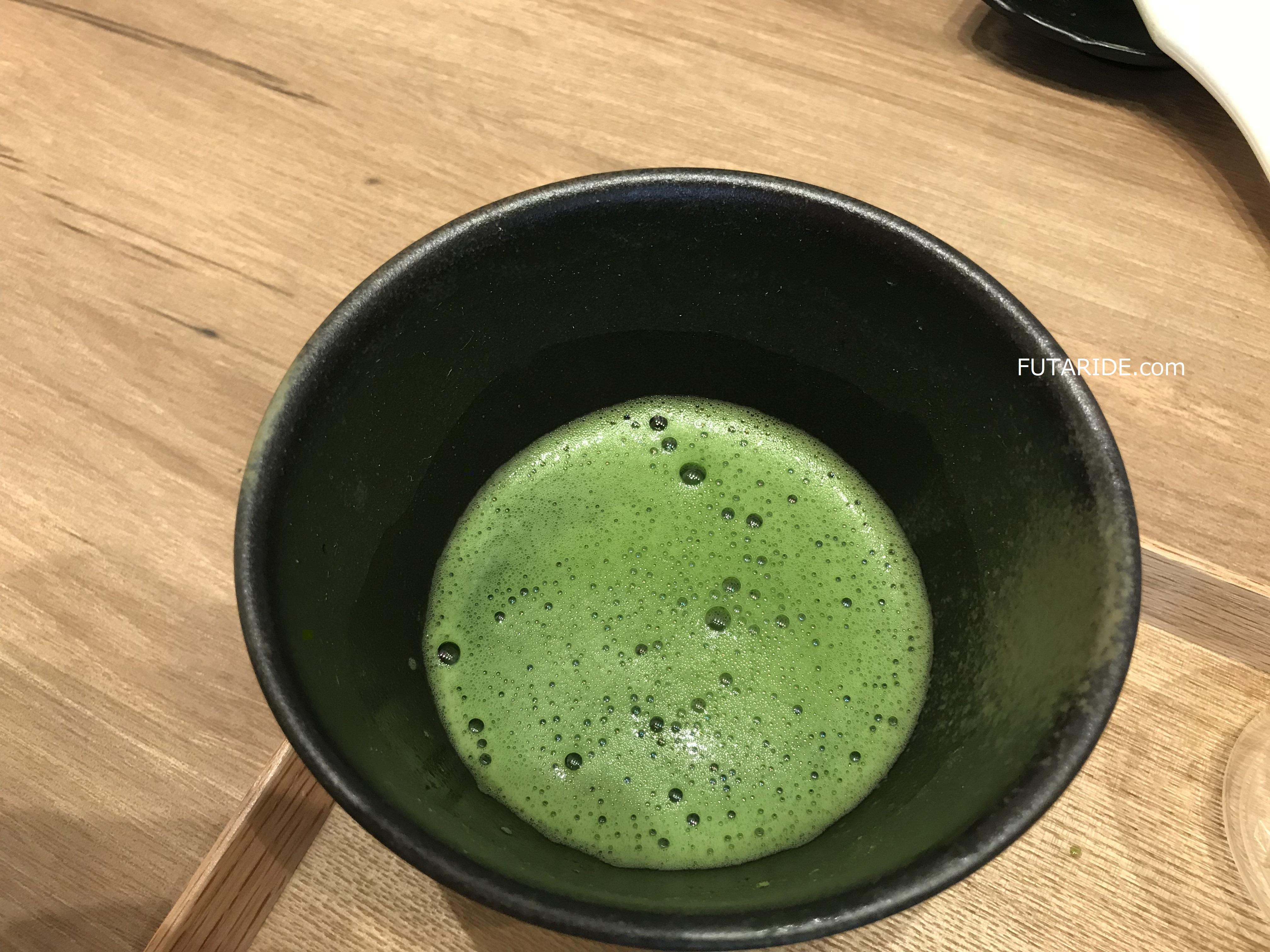 【体験デート】西条園抹茶カフェで、お茶挽き体験デート【メイカーズピア】