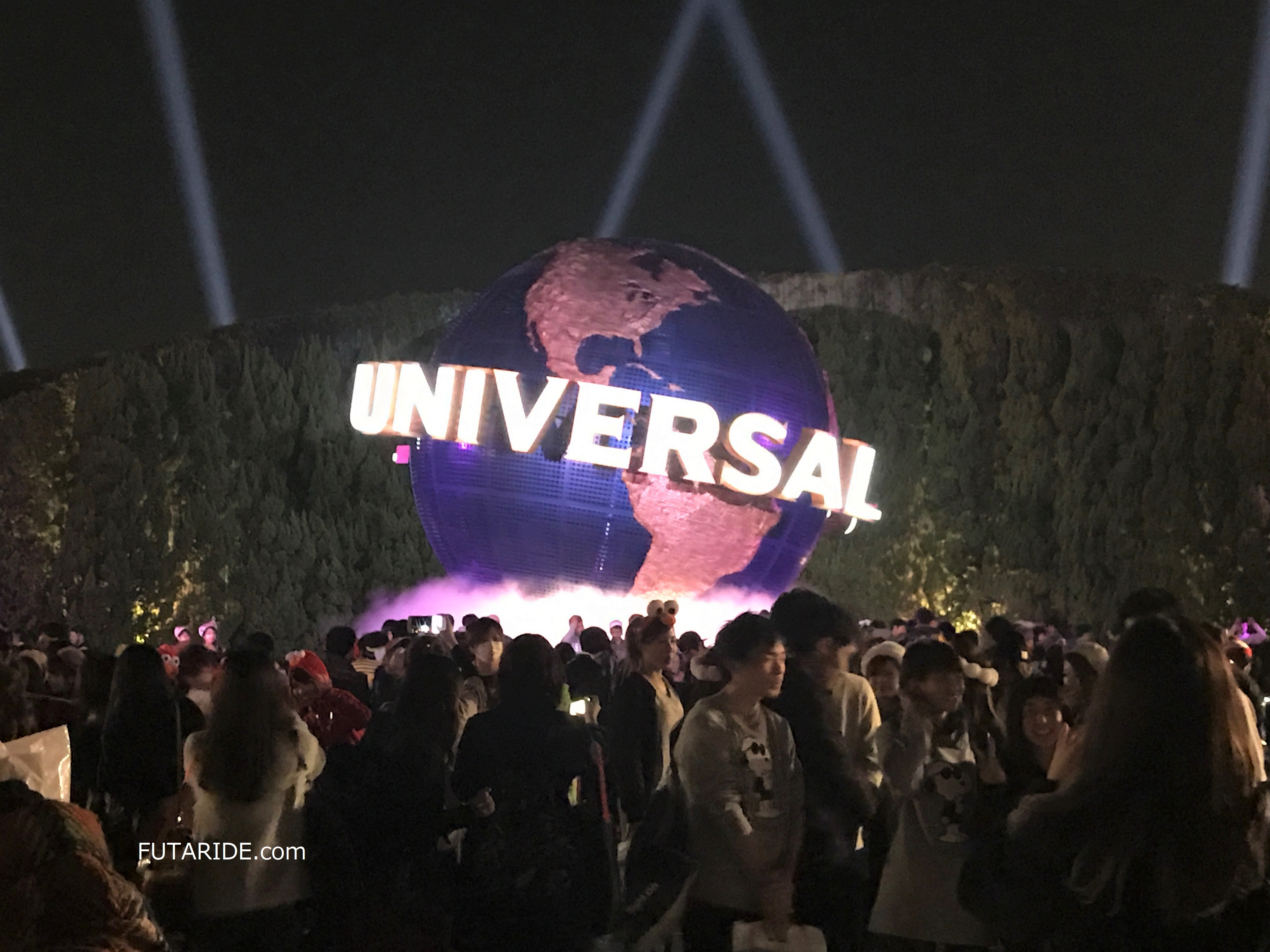 【ホラーデート】ハロウィンはUSJでデートしよう!【ユニバ・ホラーナイト2018】