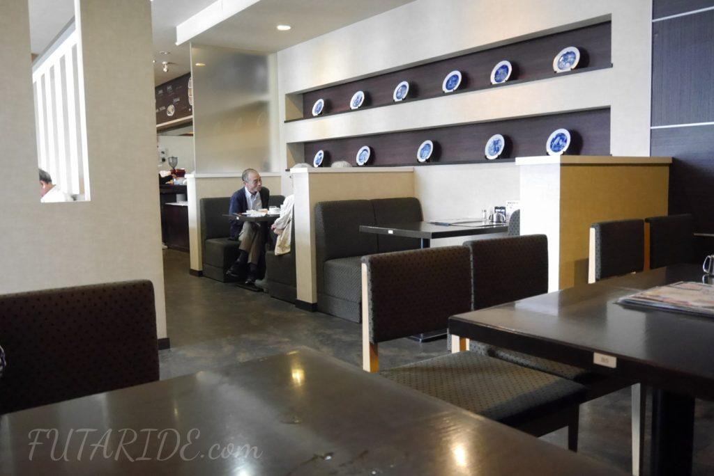 KUROcafe クロカフェ 一宮 モーニング