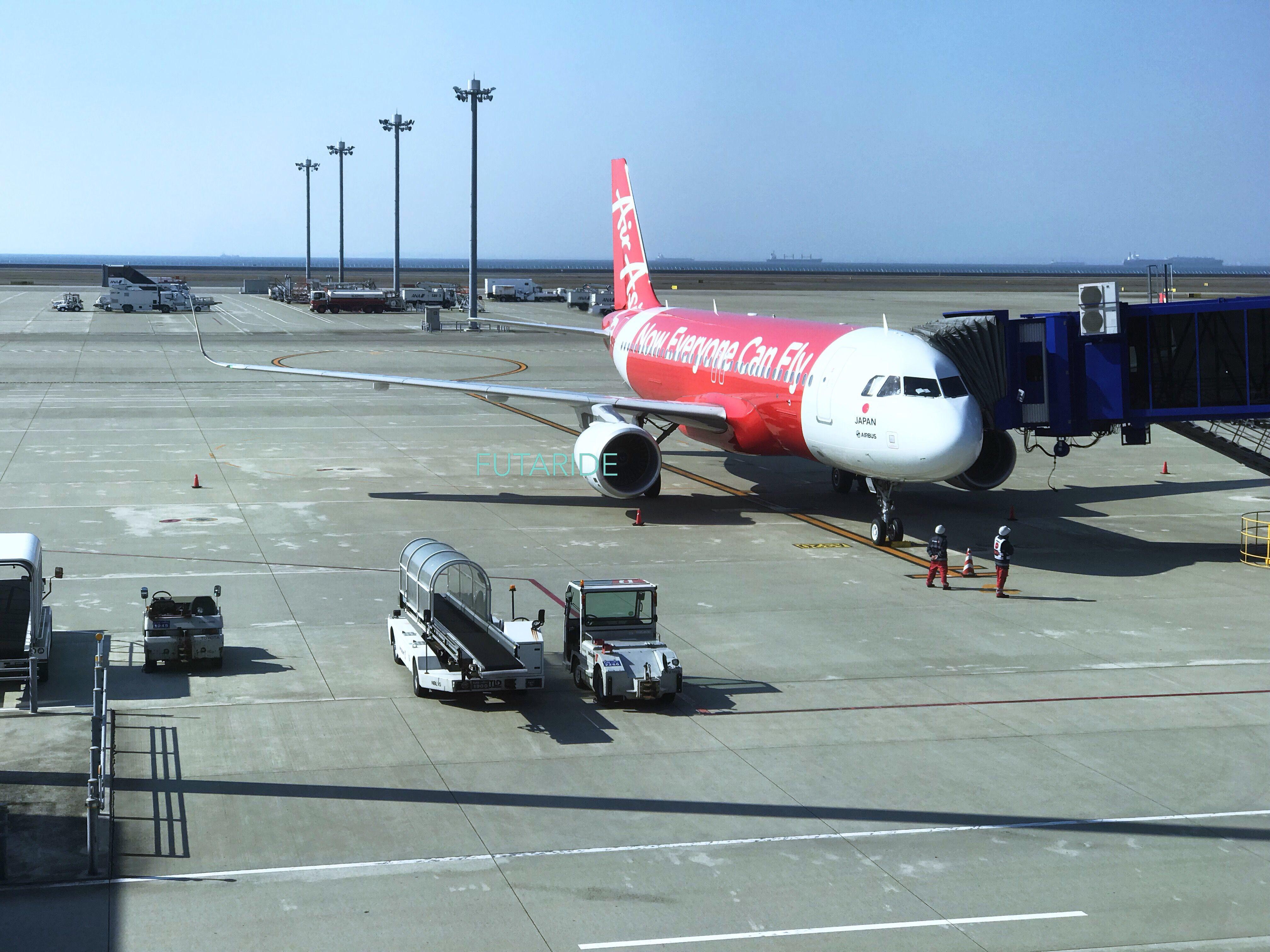 【エアアジア】カップルでの旅行にLCCはピッタリだった!!【名古屋~札幌】