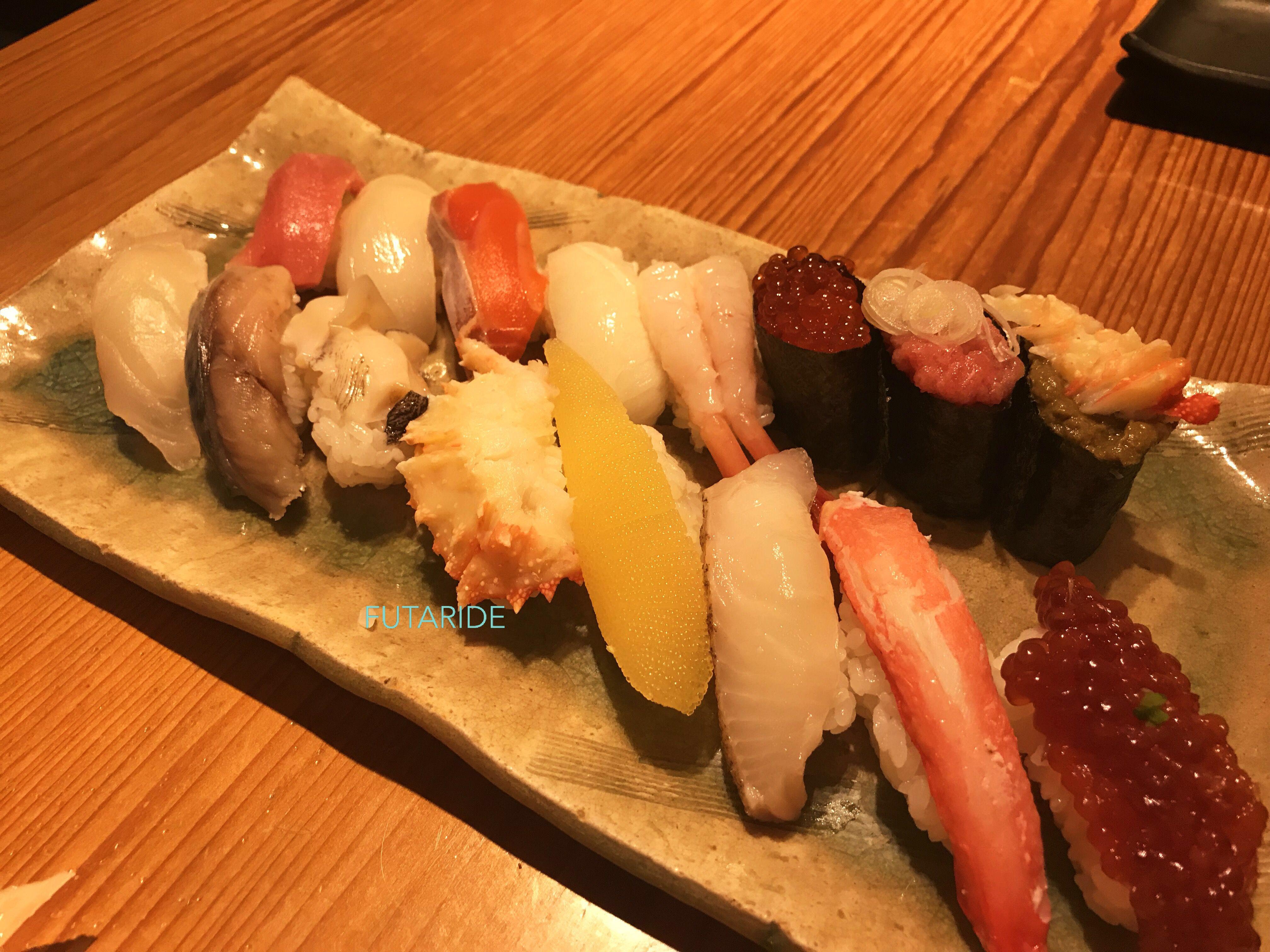 【札幌駅直結】お寿司をカウンターで気軽に楽しめる!四季 花まる【北海道】