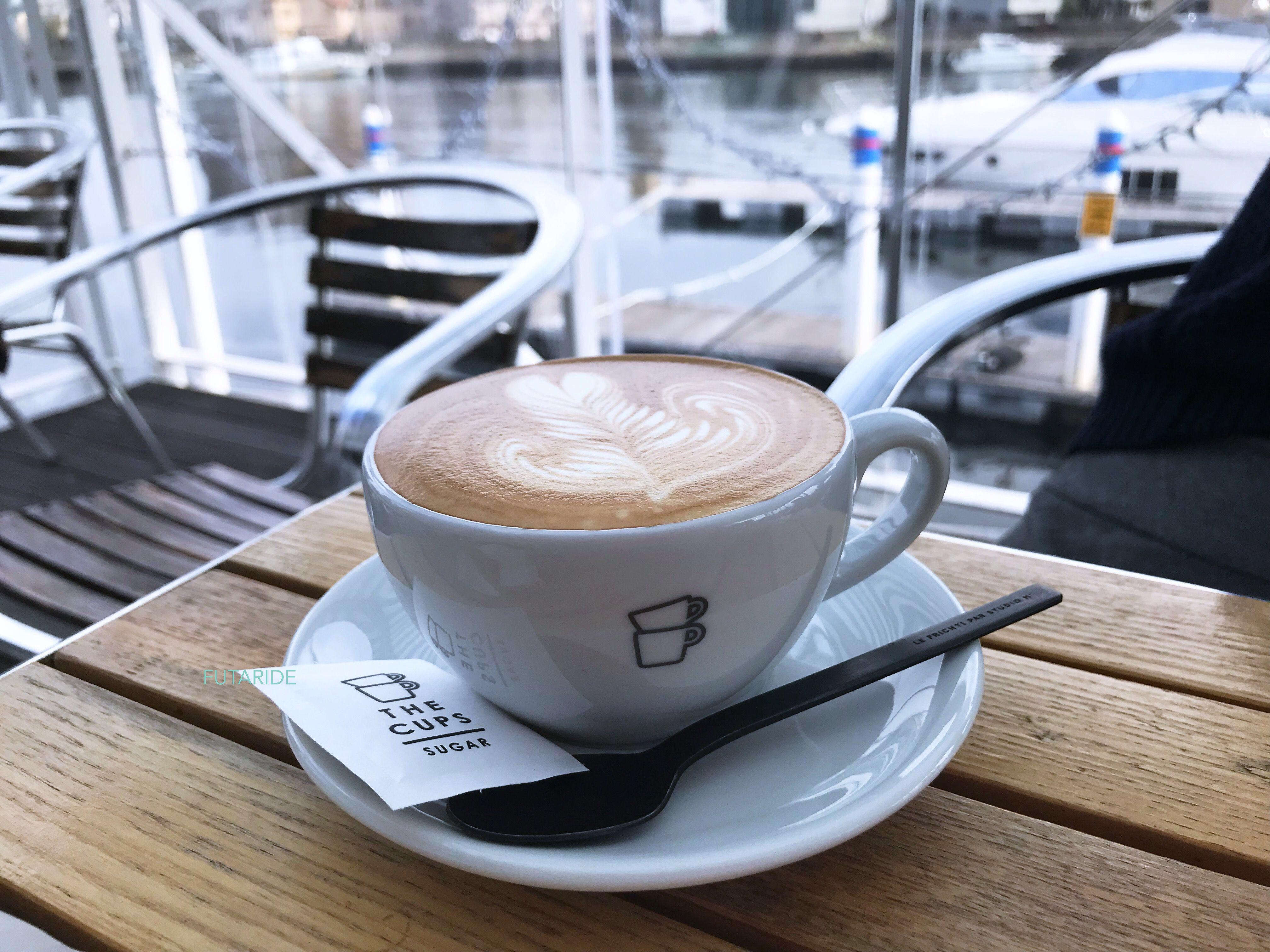 【名古屋No.1カフェ】まるでマリーナ!?THE CUPS HARBOR CAFE【ロケーション最高】