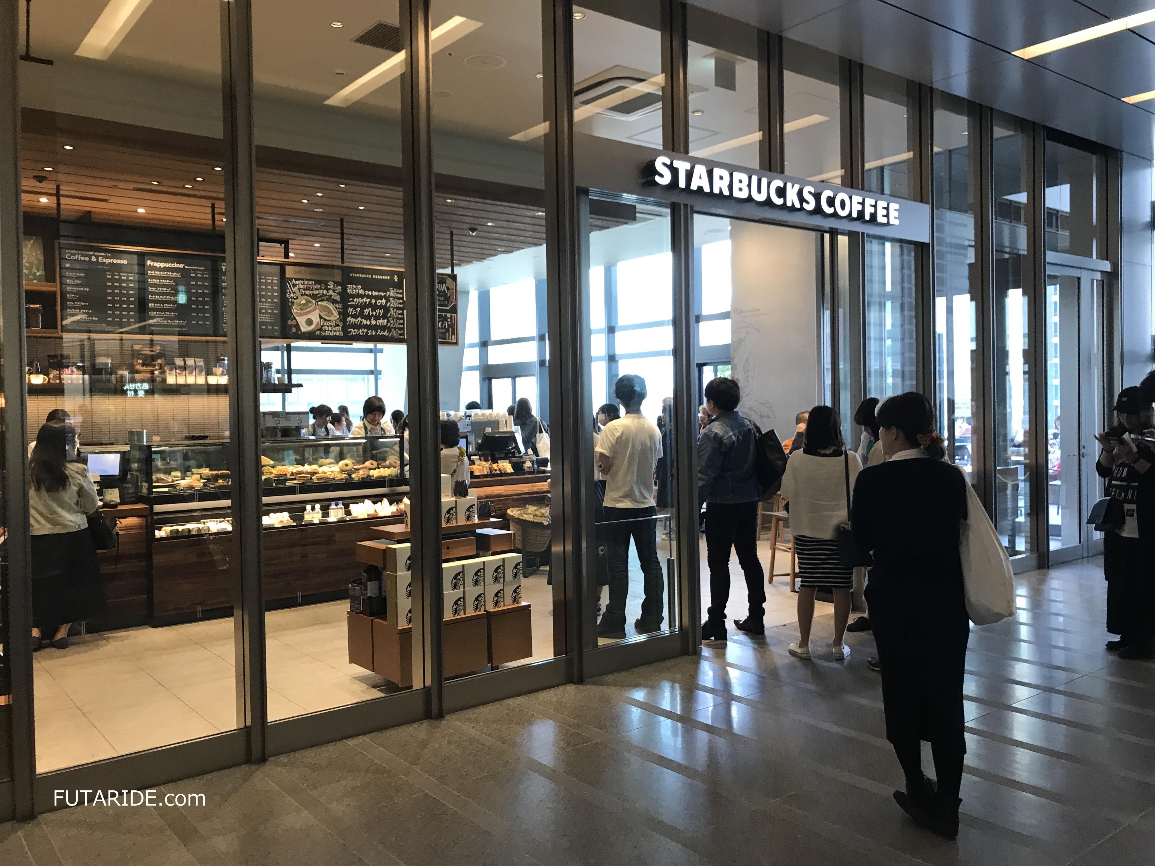 【名駅カフェデート】日本一高い場所にあるスターバックスはデートにもオススメ!【名古屋駅ゲートタワー】