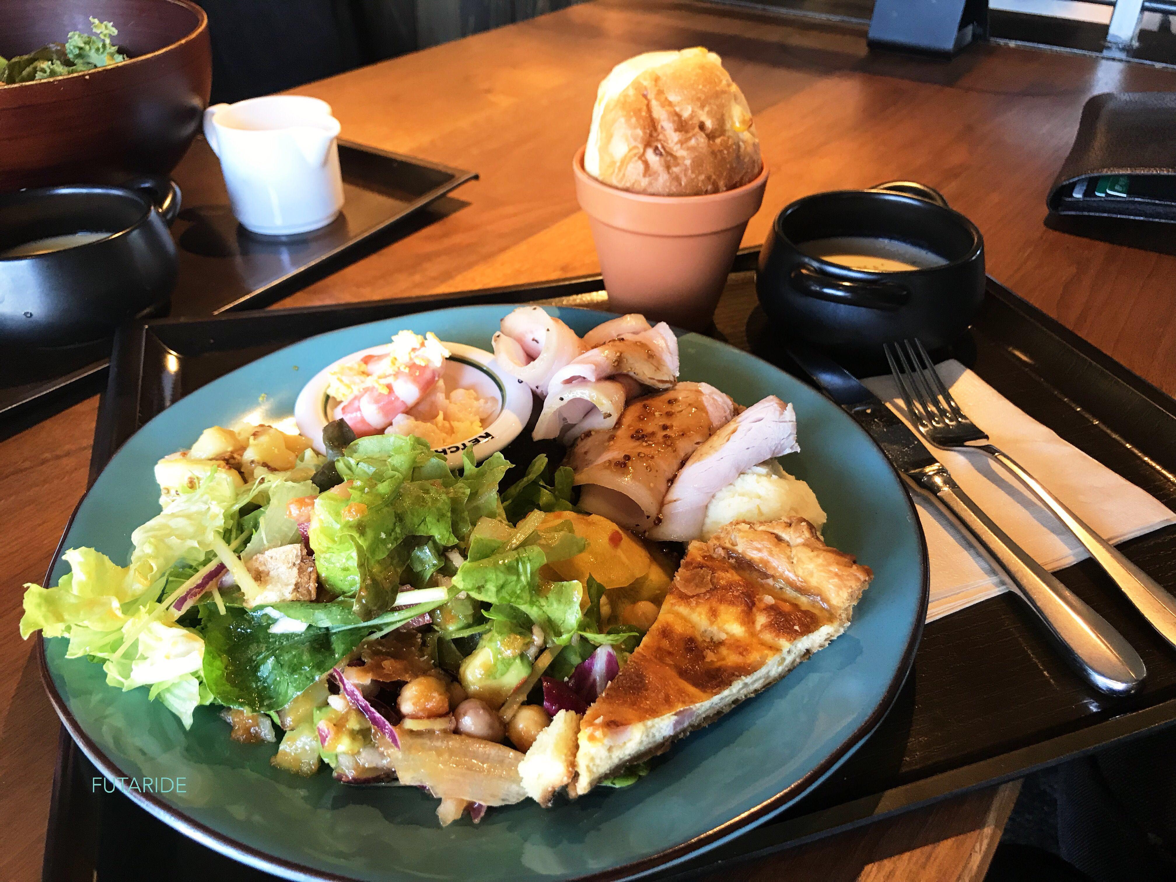 【サラダランチ】新鮮な野菜がたっぷり採れる!FARMER'S KITCHEN THE gram【日進・竹の山】