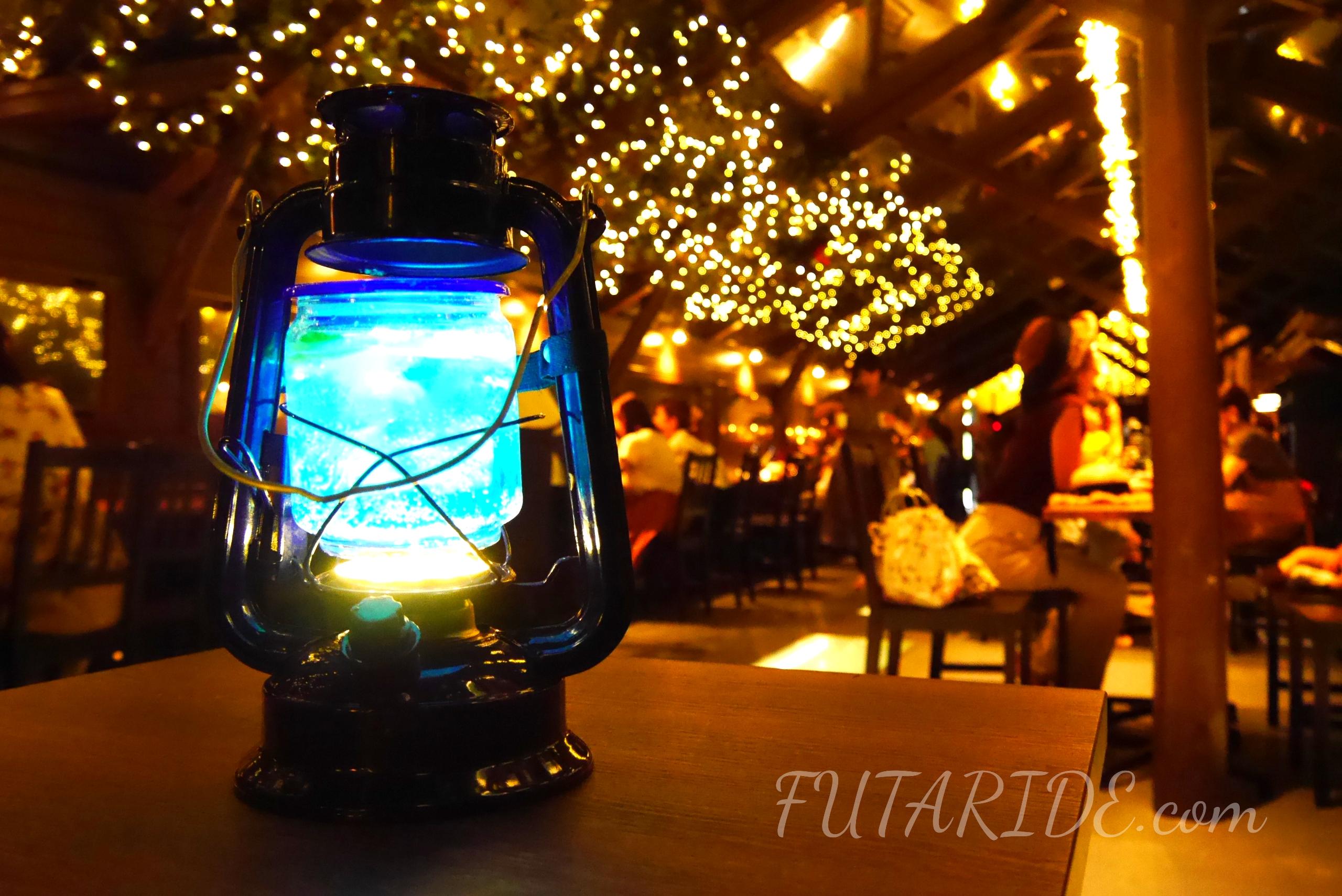 【Lamp】ランタンの中のパフェ!幻想的すぎるパフェ専門店【滋賀・琵琶湖】
