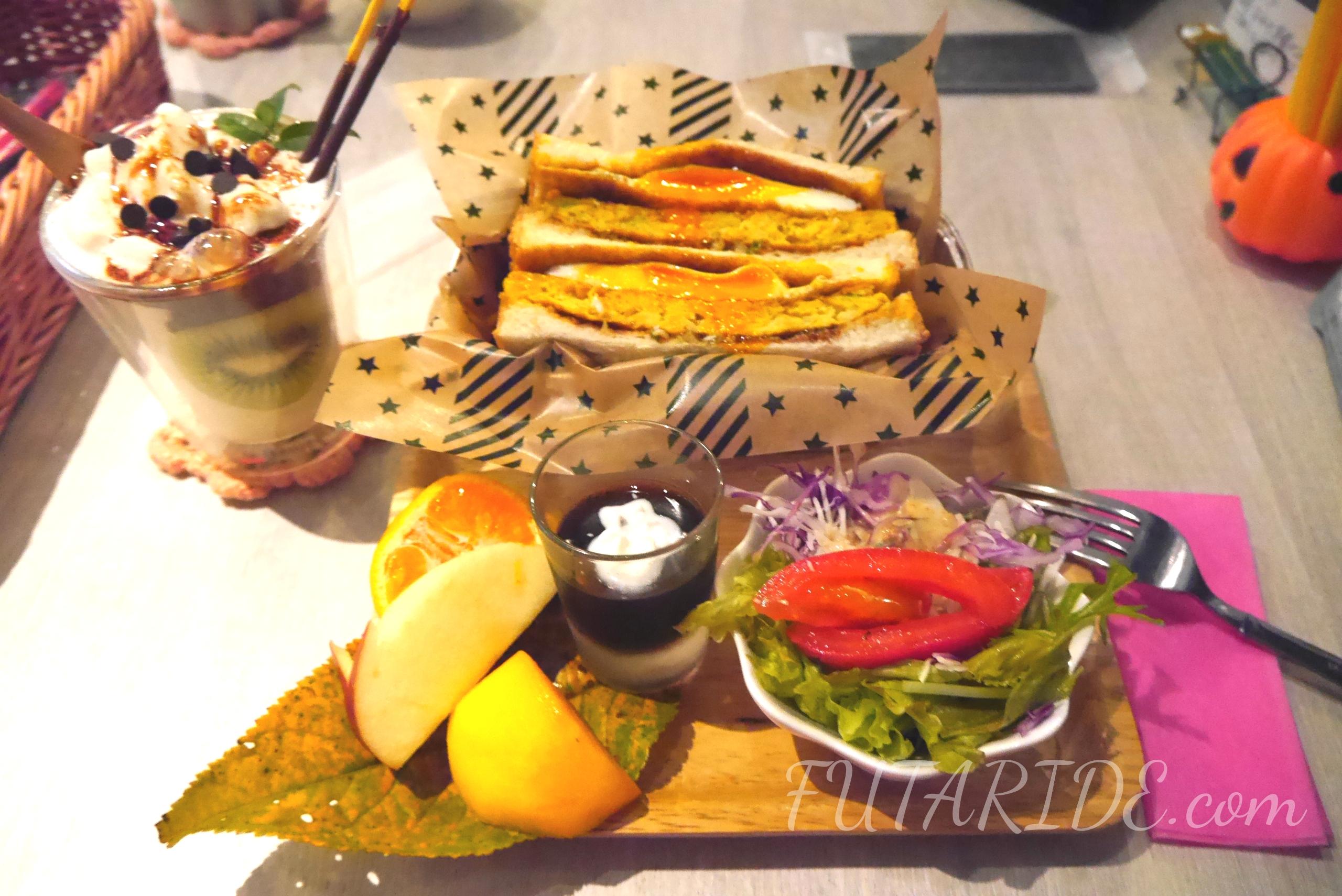 【STAGE】お好み焼きサンドが美味しくてお洒落!穴場なアットホームカフェ【一宮モーニング】