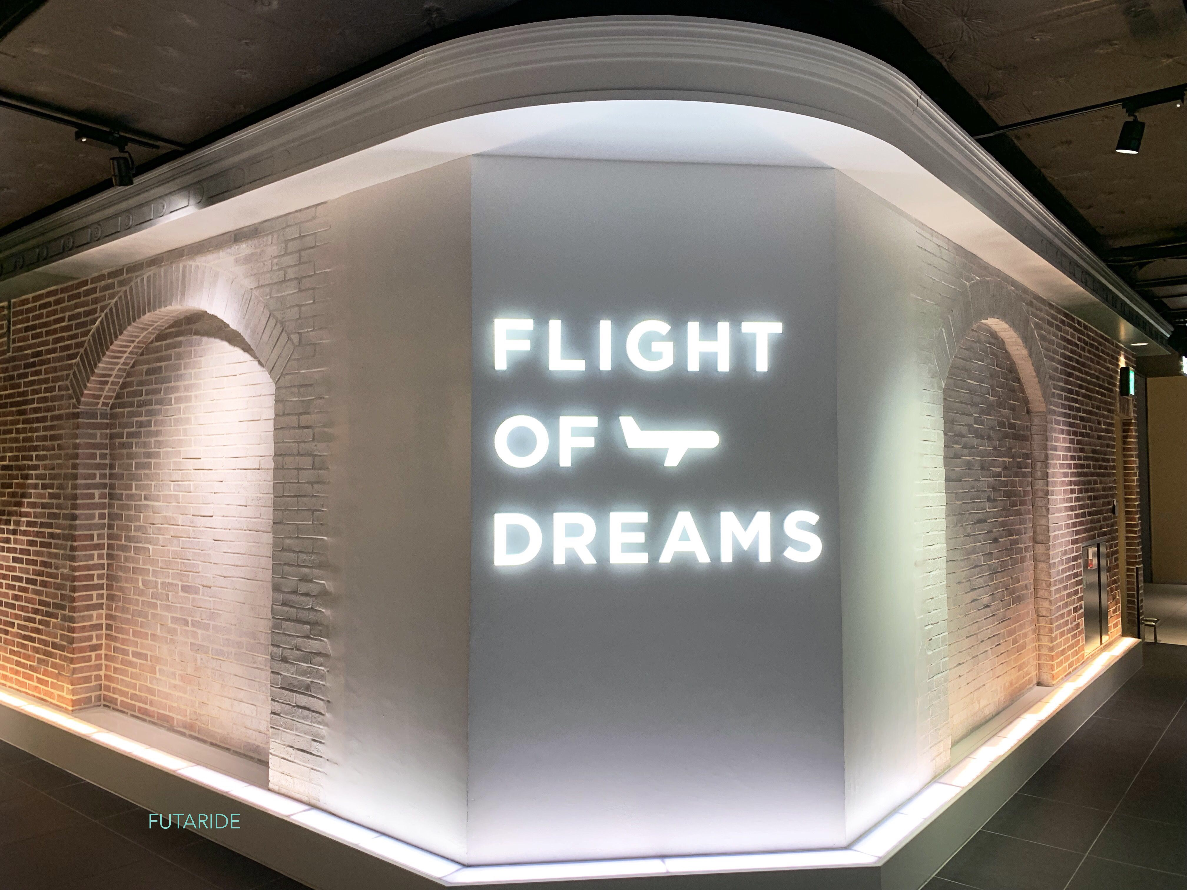 FLIGHT OF DREAMS